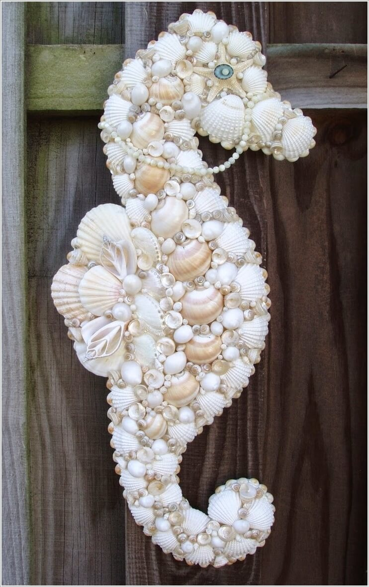 10 Cool Ideas to Decorate Your Home with Sea Creatures 1
