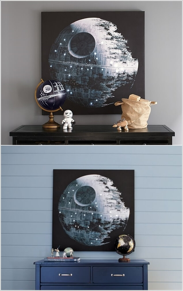 10 Cool Star Wars Inspired Home Decor Ideas 5