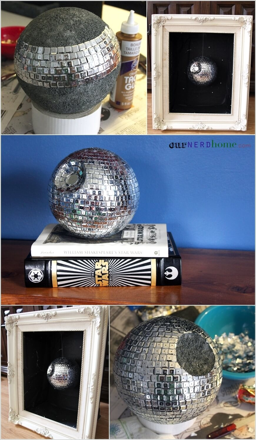 10 Cool Star Wars Inspired Home Decor Ideas