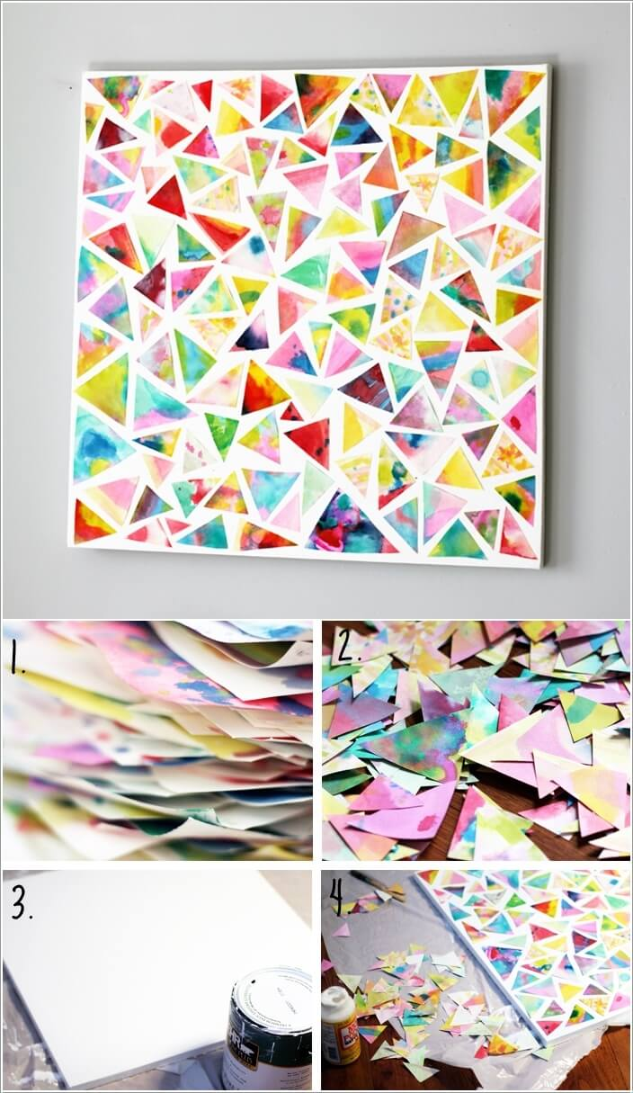 on your wall it is a wall pocket that decorates the wall and provides : ideas mosaic wall