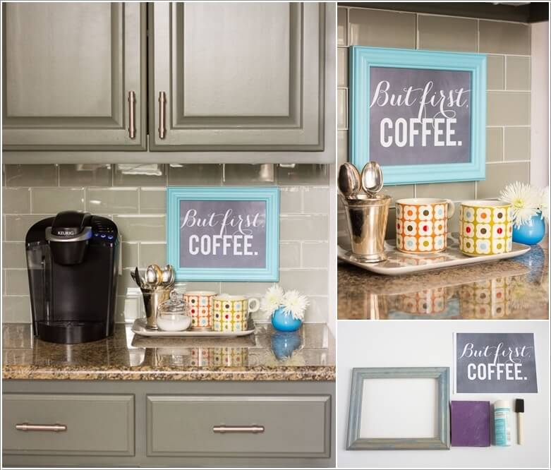 10 Places in Your Home Where You Can Set Up a Coffee Station 7