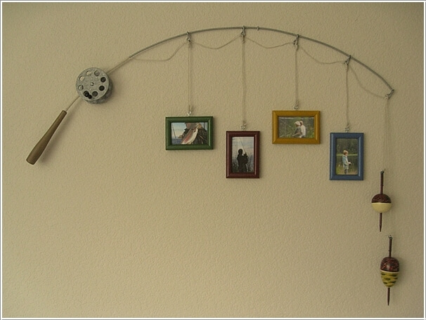10 unique and cool picture frame ideas 2