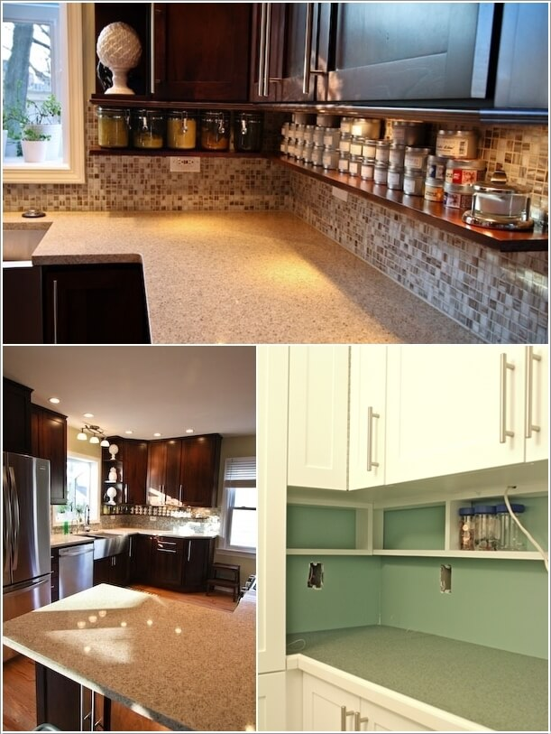 10 Unused Places in Your Kitchen to Hack for Storage 2
