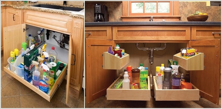 10 Unused Places in Your Kitchen to Hack for Storage 10