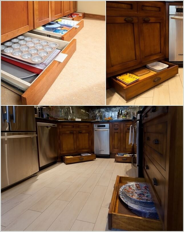 10 Unused Places in Your Kitchen to Hack for Storage 3