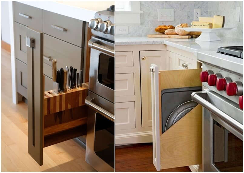10 Unused Places in Your Kitchen to Hack for Storage 4