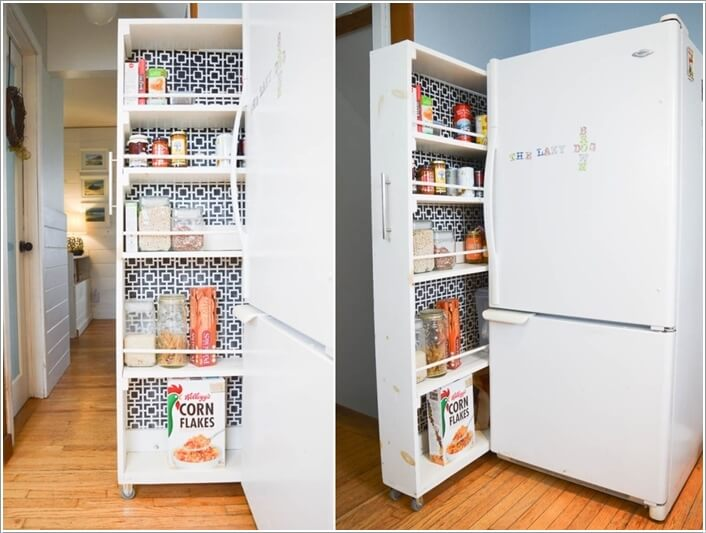 10 Unused Places in Your Kitchen to Hack for Storage 5
