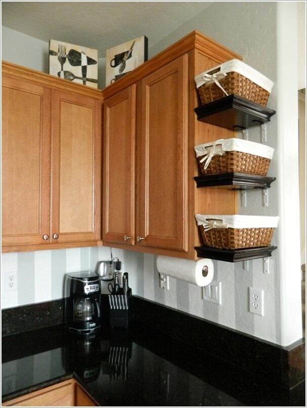 10 Unused Places in Your Kitchen to Hack for Storage 6