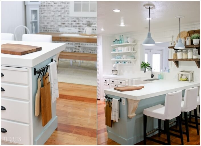 10 Unused Places in Your Kitchen to Hack for Storage 7