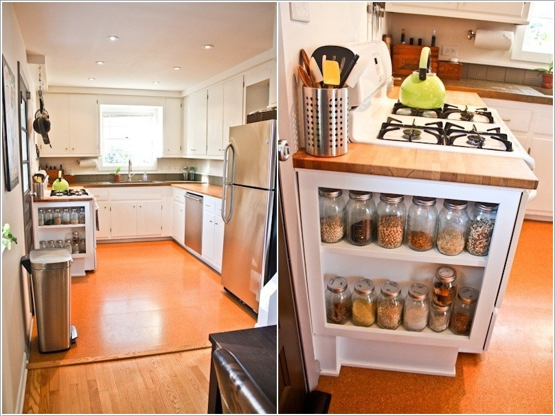 10 Unused Places In Your Kitchen To Hack For Storage 1