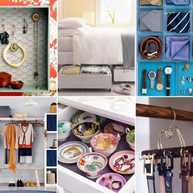 Amazing diy ideas - Smart and amazing interior design ideas and tricks for your home ...