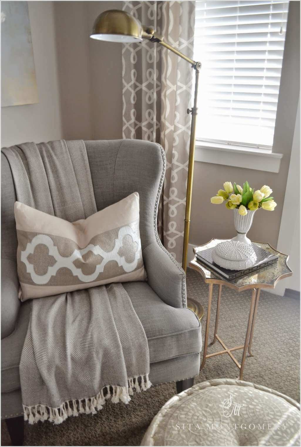 Ways to Cozy Up a Reading Nook for a Comfortable Reading Time 2