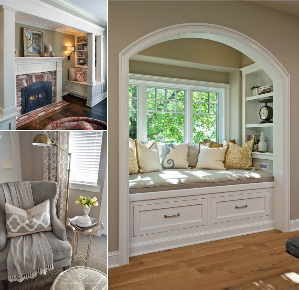 Reading Nooks Ideas: Ways To Cozy Up A Reading Nook For A Comfortable Reading Time