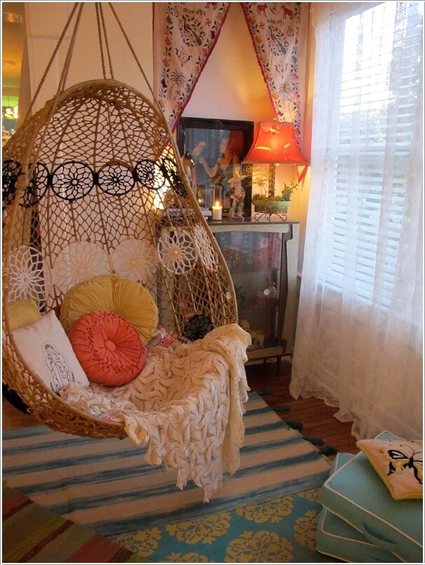Ways to Cozy Up a Reading Nook for a Comfortable Reading Time 7