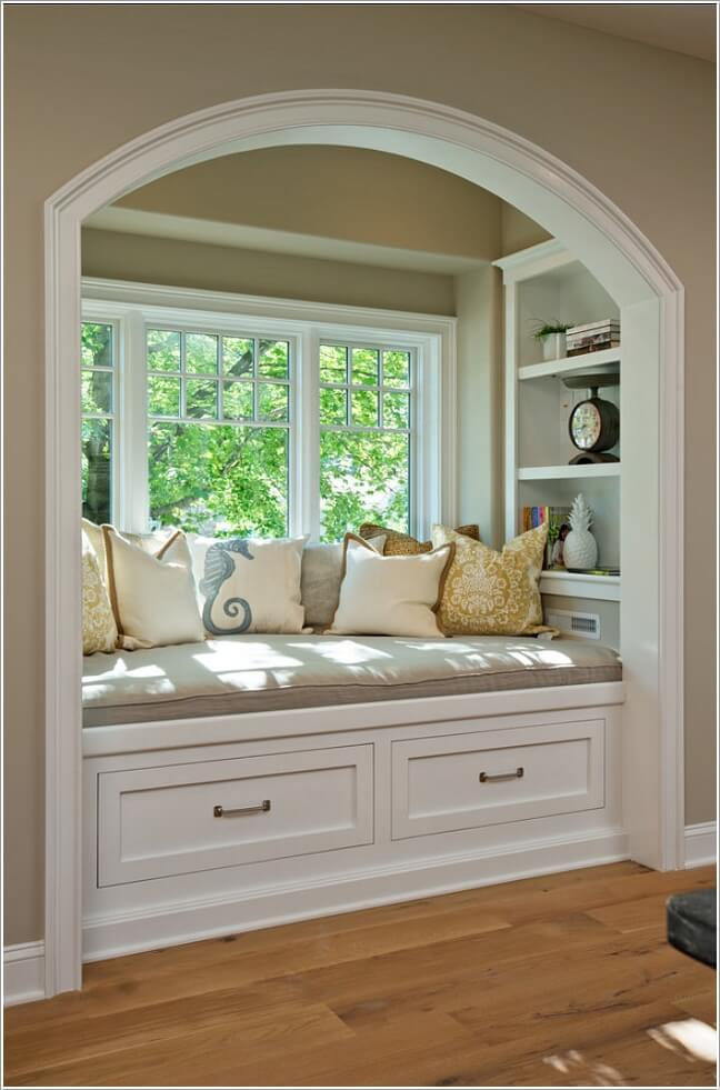 Ways to Cozy Up a Reading Nook for a Comfortable Reading Time 1