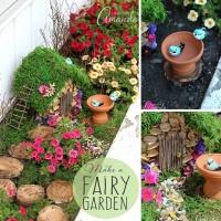 How To Start A Fairy Garden. How To Start A Fairy Garden
