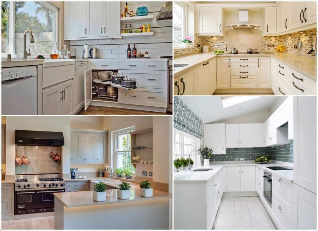 U Shaped Kitchen Interior Design The Image Kid Has It