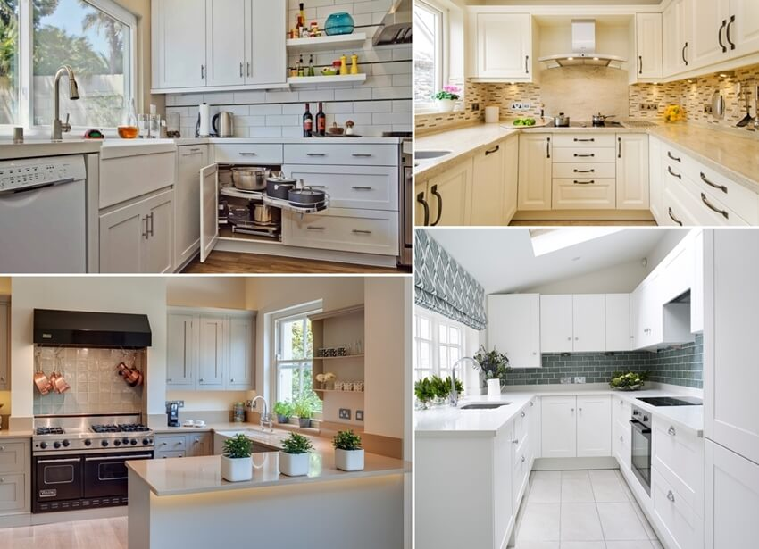 Tips for designing a u shaped kitchen - How to design the perfect kitchen ...