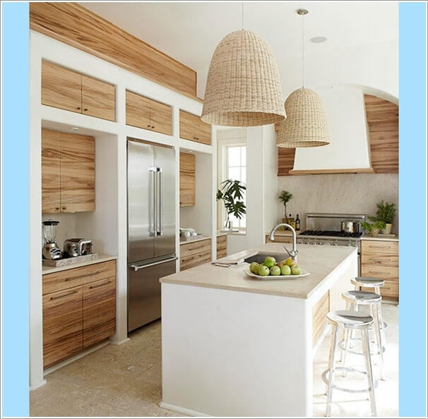 10 Amazing Bamboo Kitchen You Will Admire 6