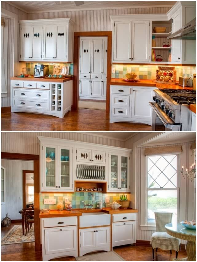 10 Amazing Bamboo Kitchen You Will Admire 10