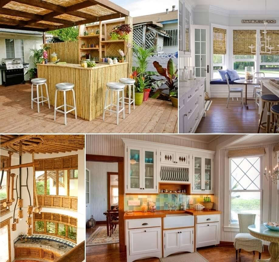 10 amazing bamboo kitchen will admire