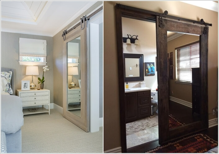 10 Awesome Ways To Decorate Your Home With Barn Doors