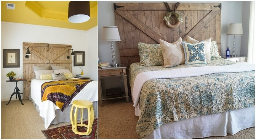 10 Awesome Ways to Decorate Your Home with Barn Doors 10