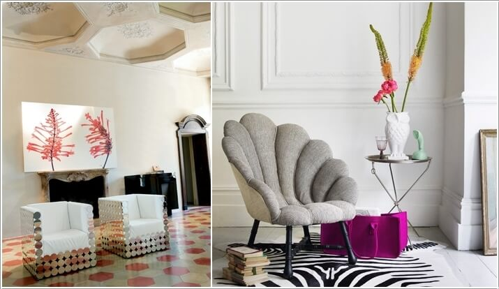 7 Classy Living Room Accent Chair Designs 6