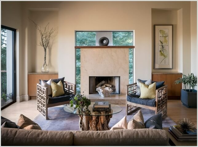 7 Classy Living Room Accent Chair Designs 7