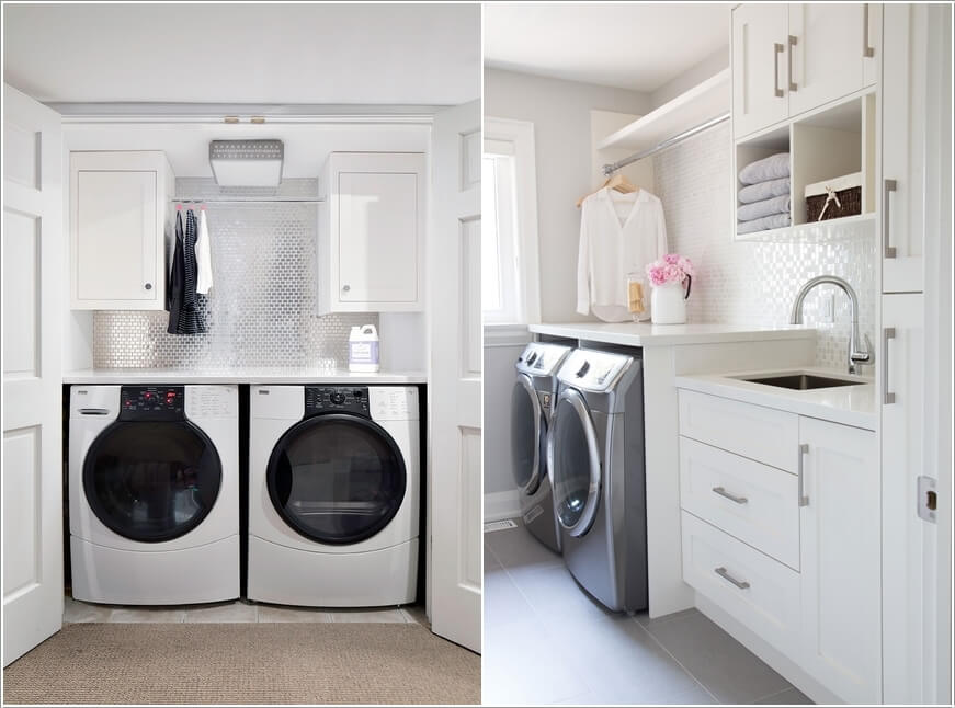 10 Clever Clothes Hanging Solutions for Your Laundry Room 1