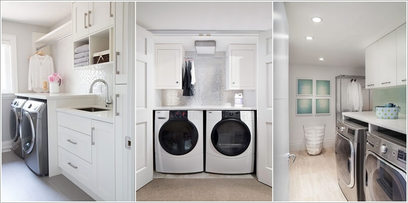 10 Clever Clothes Hanging Solutions for Your Laundry Room a