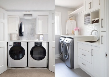 10 Clever Clothes Hanging Solutions for Your Laundry Room fi