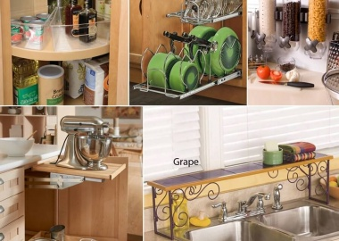 10 Clever Kitchen Products to Boost Storage fi
