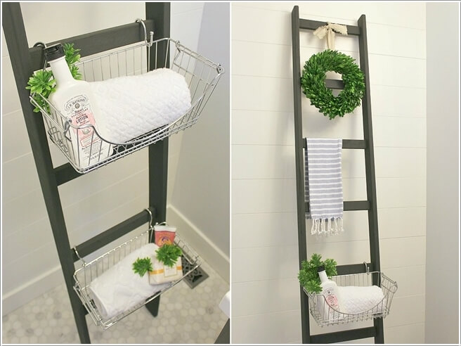 10 Clever Ways to Store More In Your Bathroom 5