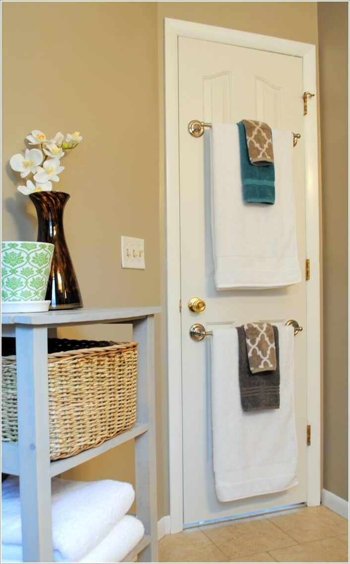 10 Clever Ways to Store More In Your Bathroom 8