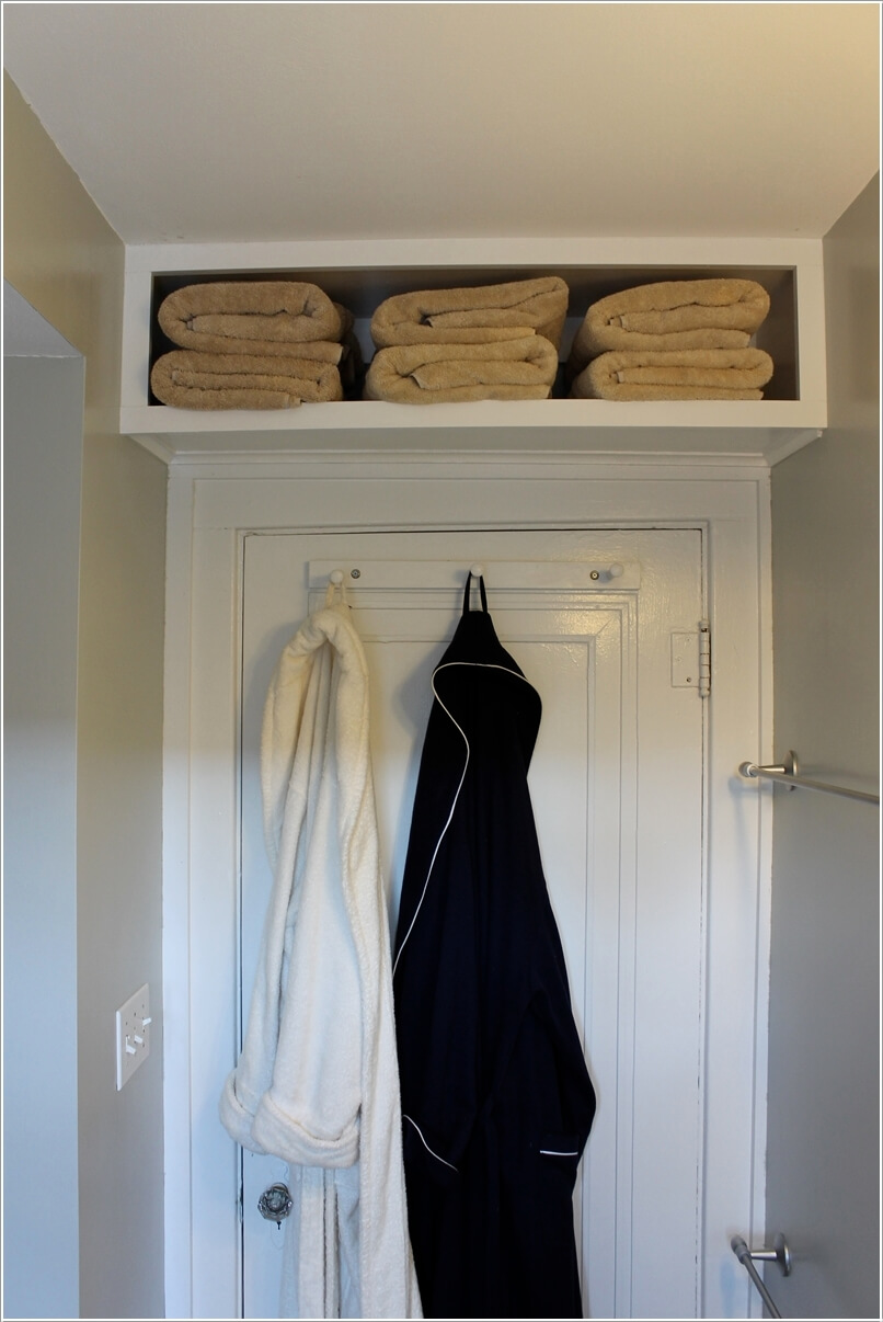 10 Clever Ways to Store More In Your Bathroom 9