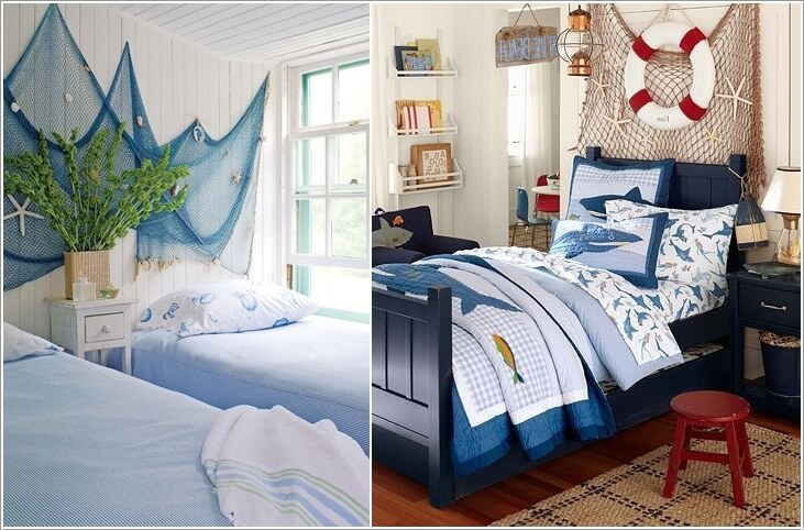 28 Nautical Bedroom Ideas Nautical Theme For Boys Bedrooms