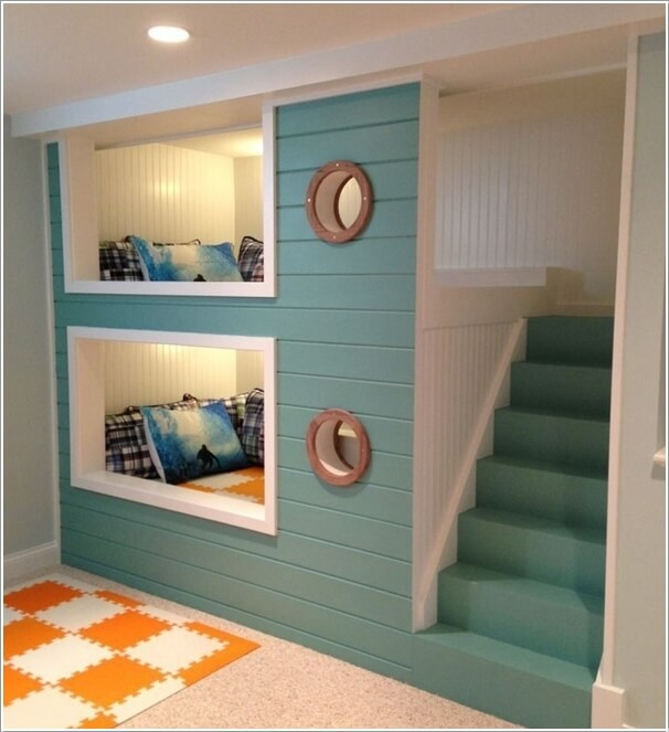 10 cool nautical kids 39 bedroom decorating ideas 1