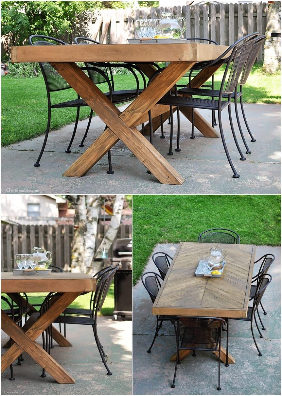 10 Cool Outdoor Dining Room Floor Ideas 7