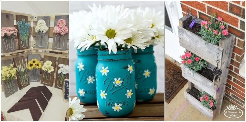 10 Creative DIY Spring Projects You Would Love to Try a