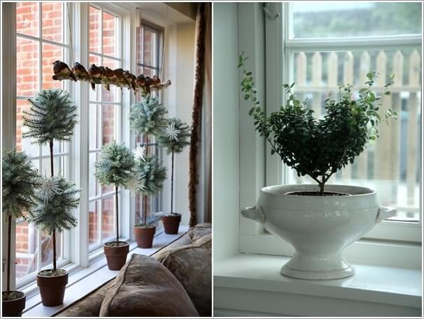 10 Creative Ways to Decorate Your Home's Indoor with Topiaries 3