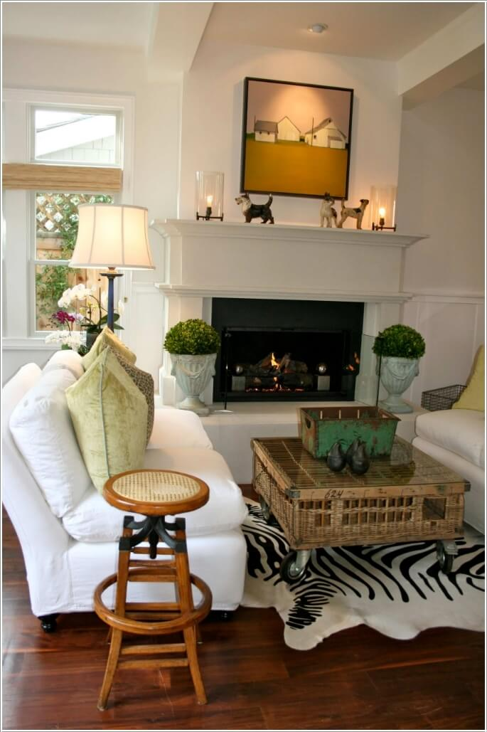 10 Creative Ways to Decorate Your Home's Indoor with Topiaries 9