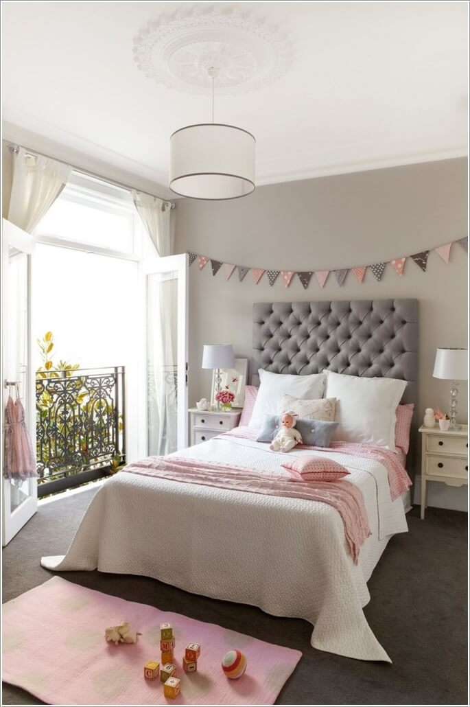 13 DIY Decor Ideas for Your Kids' Room Wall 2