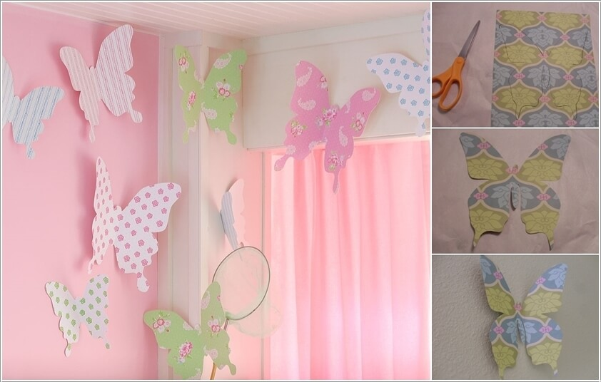 13 diy decor ideas for your kids room wall 12 - Kids Room Wall Decor Ideas