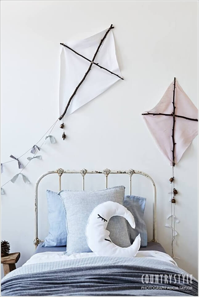 13 DIY Decor Ideas for Your Kids' Room Wall 7