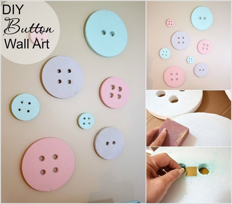 13 DIY Decor Ideas For Your Kidsu0027 Room Wall 9