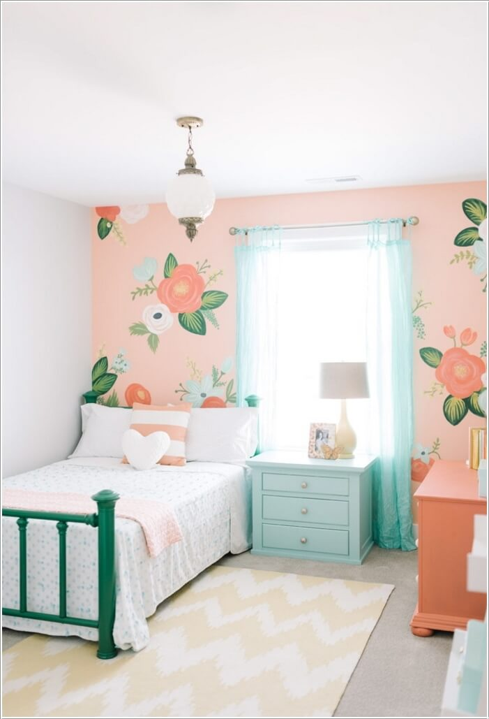 13 DIY Wall Decor Projects for Your Kids' Room on Room Girl  id=20386