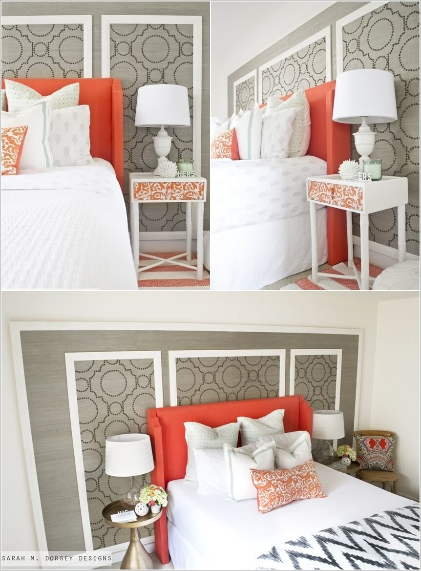 10 Ideas To Add Pattern To Your Bedroom With Else Than A