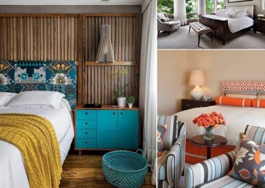 10 Ideas to Add Pattern to Your Bedroom With Else Than a Bedspread fi