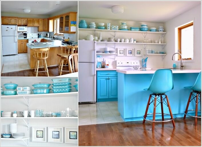 10 Before and After Kitchen Remodeling Ideas 7